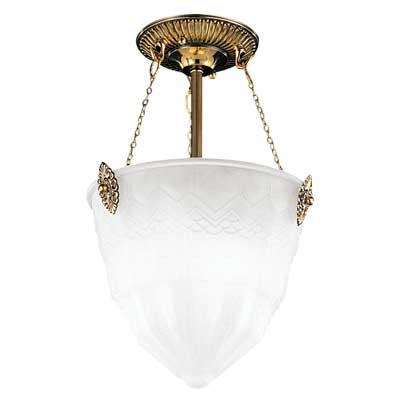 Linwood Semi-Flush Ceiling Light