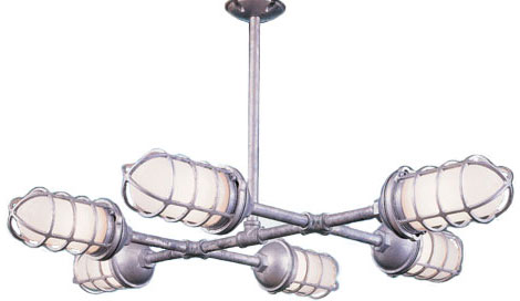 Factory Overhead Chandelier