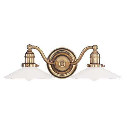 Gentry Dual Wall Sconce