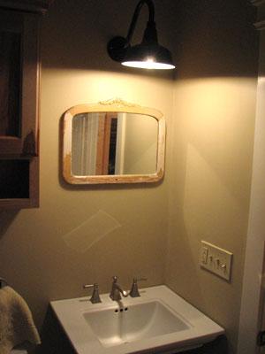 Artesia Gooseneck Over Bath Vanity
