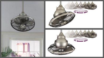Extraordinaire Orbital 360 Fan