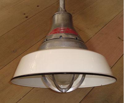 The Restoration Of Vintage Porcelain Rlm Lighting Blog