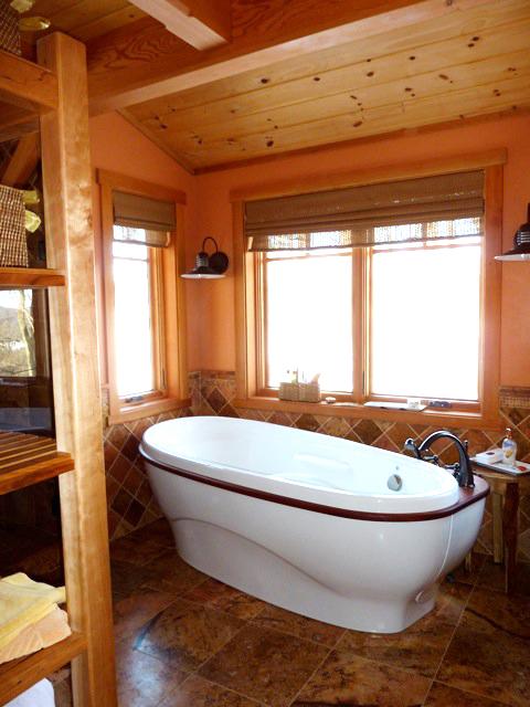 Mustang Bathroom Sconce Rosewood