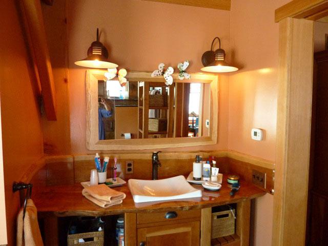Rustic-Rosewood-Wall-Sconce-Vanity-Mirror-Light