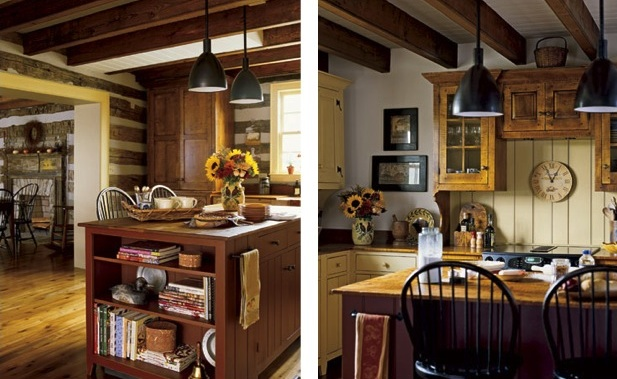 French Country Decor Lighting Inspiration Barn Light