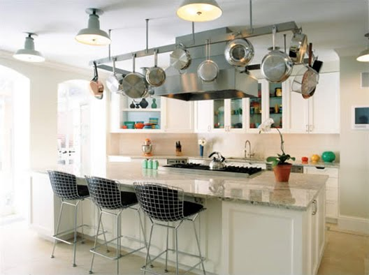 Affordable Flush Mount Barn Lighting Kitchen