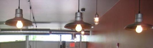 Galvanized Pendant Lights Enhance Any Industrial Decor