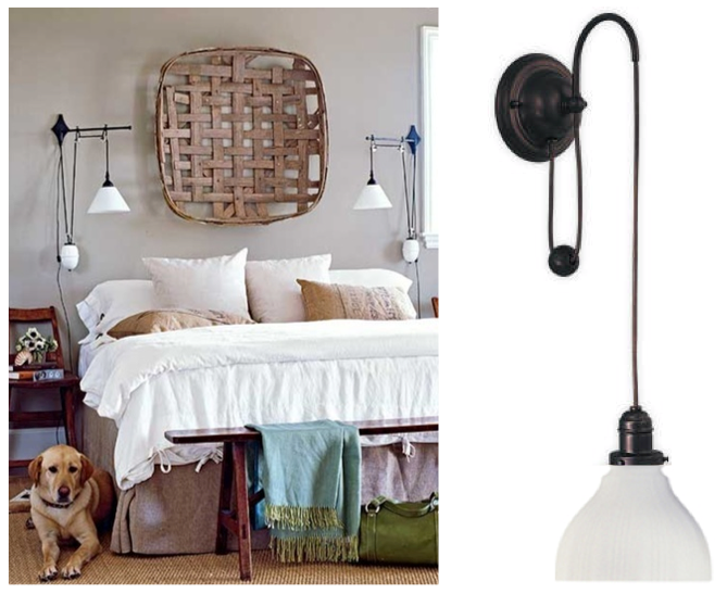 Vintage Style Sconces Found In Rustic Farmhouse Homes Blog BarnLightElectric.com
