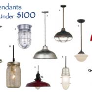 10 Pendants Under $100!