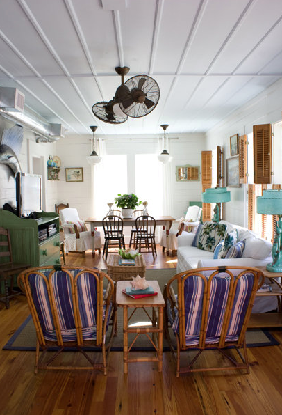 Schoolhouse Pendants Are Ideal Choices For Coastal Decor