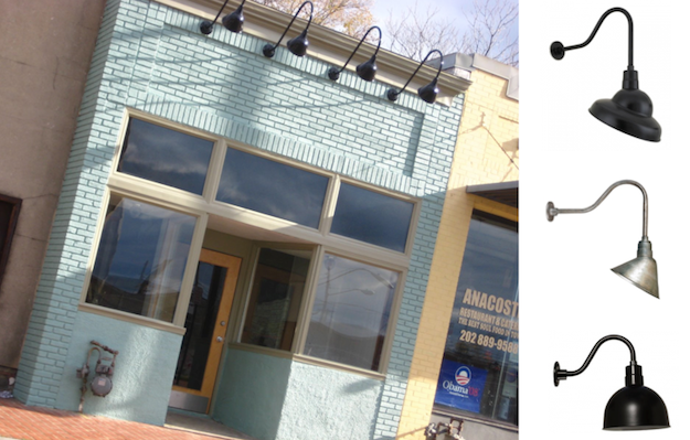 Sign Lighting For Historical Businesses