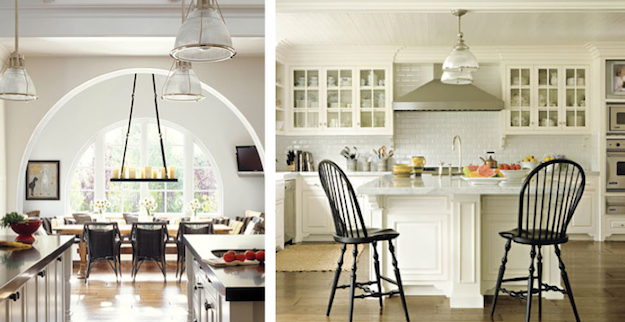 Factory Pendants Create The Perfect Addition To Your Industrial Farmhouse Decor