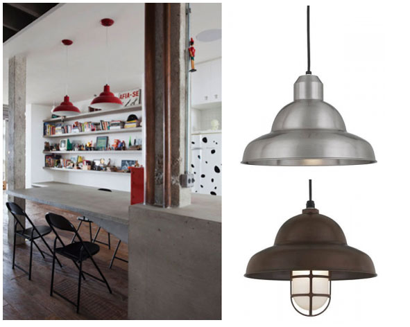 red barn light porch barn light electric red ceiling pendant kitchen pendants compliment this industrial dining room blog