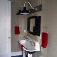 Orlando Vision House 2011 | Children's Bathroom Lighting