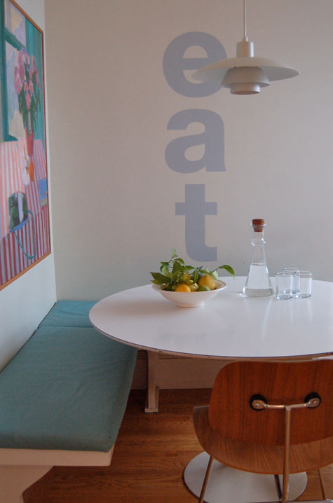 Mid Century Modern Pendant Found On Design Sponge Blog