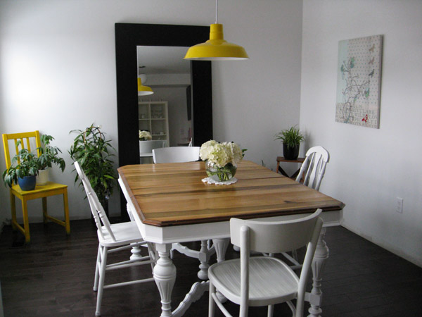 A Modern Yellow Pendant Catches The Eye