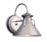 Barn Light Galvanized Colby Wall Sconce