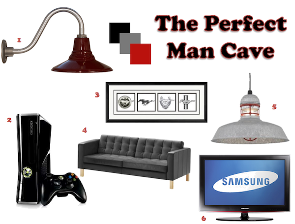 Style Guide: The Perfect Man Cave