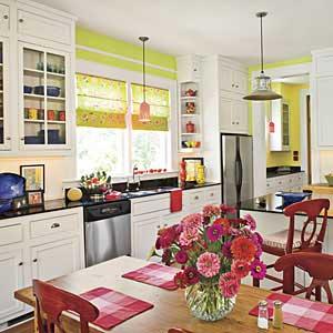 A Tasty Southern Living Kitchen