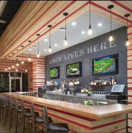 Industrial Lighting Restaurant: Commercial: Retail, Restaurant, Office