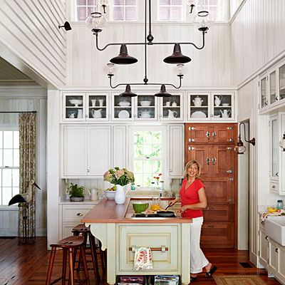a stylish stem mount pendant light for high ceilings blog