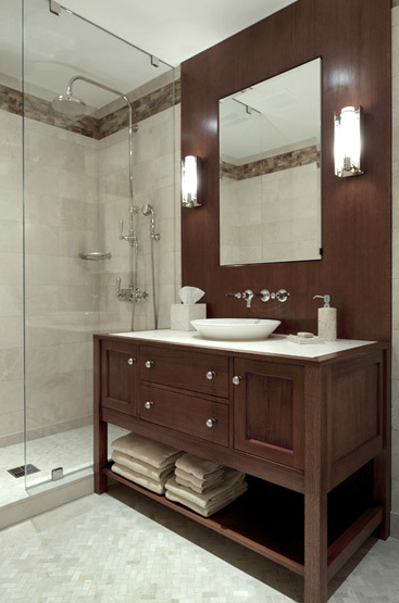 Modern Wall Sconces For An Elegant Bathroom