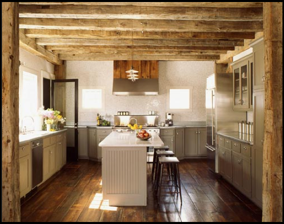 Delicate Farmhouse Lighting for a Rustic Kitchen | Blog ...