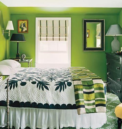Vintage Sconce and Retro Table Lamp Balance Bright Bedroom ...