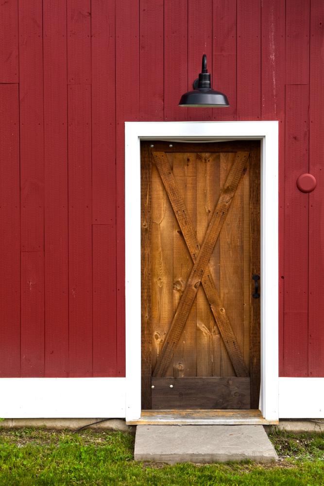 Gooseneck Barn Lights What Better Choice For A Barn Blog