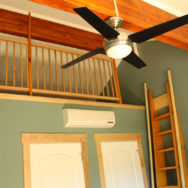 Ceiling Fan Serves as Functional, Modern Work of Art