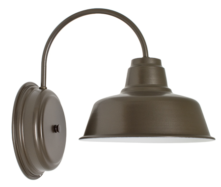 Barn Wall Sconce and Ceiling Fans for the Patio   Blog ...
