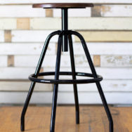 Factory Industrial Stools Now at Barn Light Electric!