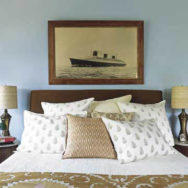 Classic Nautical Lighting Inspired by Eastern Seaside Town