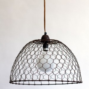 Basket Pendant Lamp Lends Provincial Style to Apartments & More ...