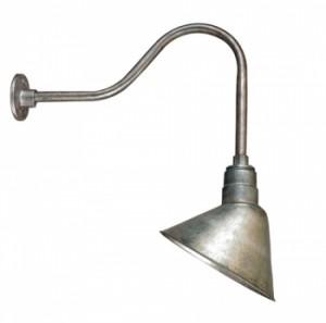 Gooseneck lighting offers options for commercial businesses blog for Commercial exterior gooseneck light fixtures