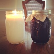 DIY Decor for Your Home: Mason Jar Candles