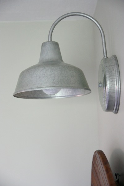 Featured Customer   Wall Sconces Help Update 1950s Ranch Home. Barn Wall Sconce Helps Update 1950s Fixer Upper Ranch Home   Blog