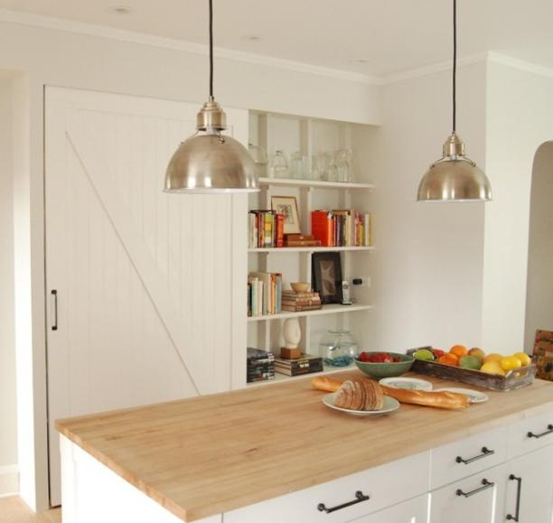Industrial Uplight Pendant for a Bright, Modern Kitchen ...