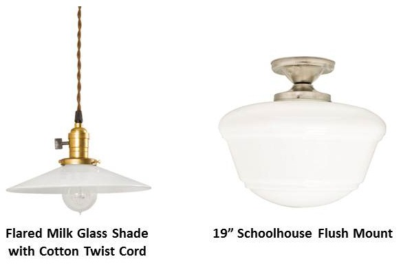 Vintage Pendants Add Charm Character to Remodeling Project Blog