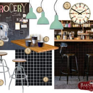 Style Me Sunday: Kitchen Coffee Bar