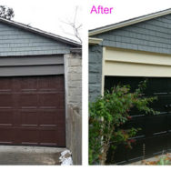 Featured Customer | Gooseneck Farm Light for a Garage Makeover