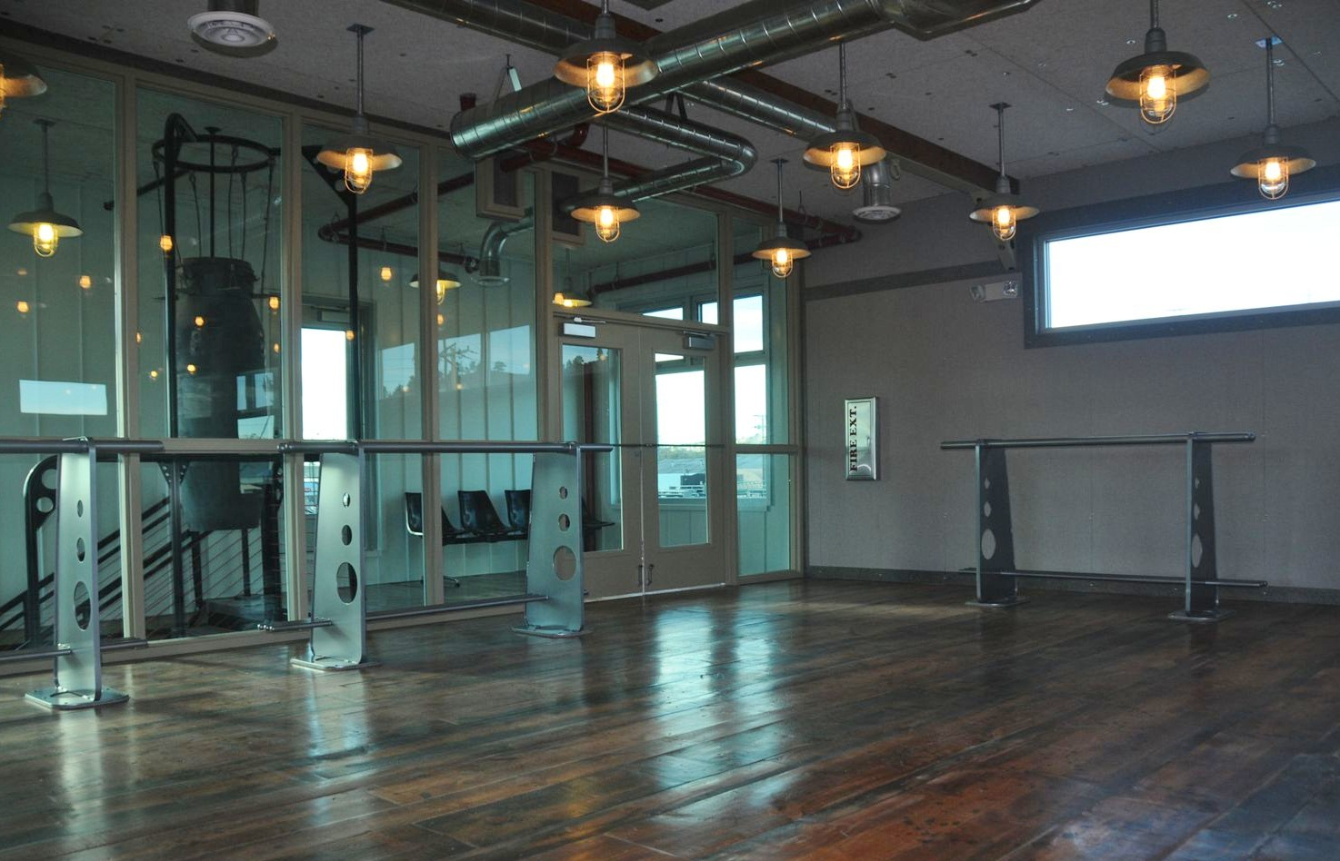 Barn Pendants Are Key Component In Facility S Industrial
