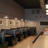 Featured Customer | Porcelain Pendants Give Nostalgic Feel to Historic Diner