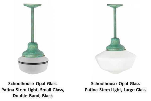 Vintage Schoolhouse Shades Bring Unique Charm To Home Design
