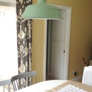 Featured Customer | Porcelain Pendant Marks First Step in Home Redecorating Plan