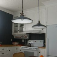 Featured Customer | Porcelain Pendants Lend Gracious Style to Kitchen Remodel