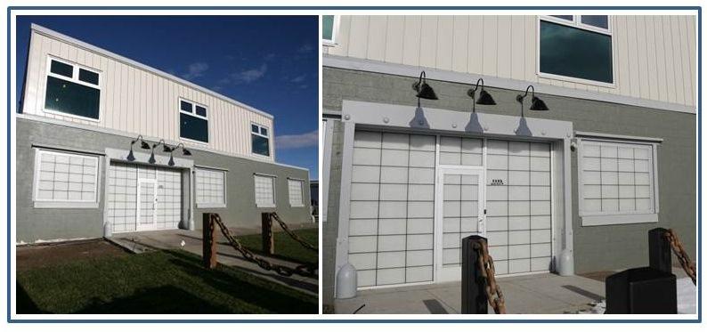 Angle shade gooseneck lighting for montana manufacturing plant angle shade gooseneck lighting for montana manufacturing plant aloadofball Gallery