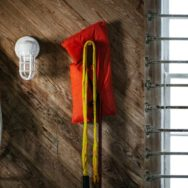 Streamline Wall Sconces Harken Back to Early 1930s Art Moderne Design