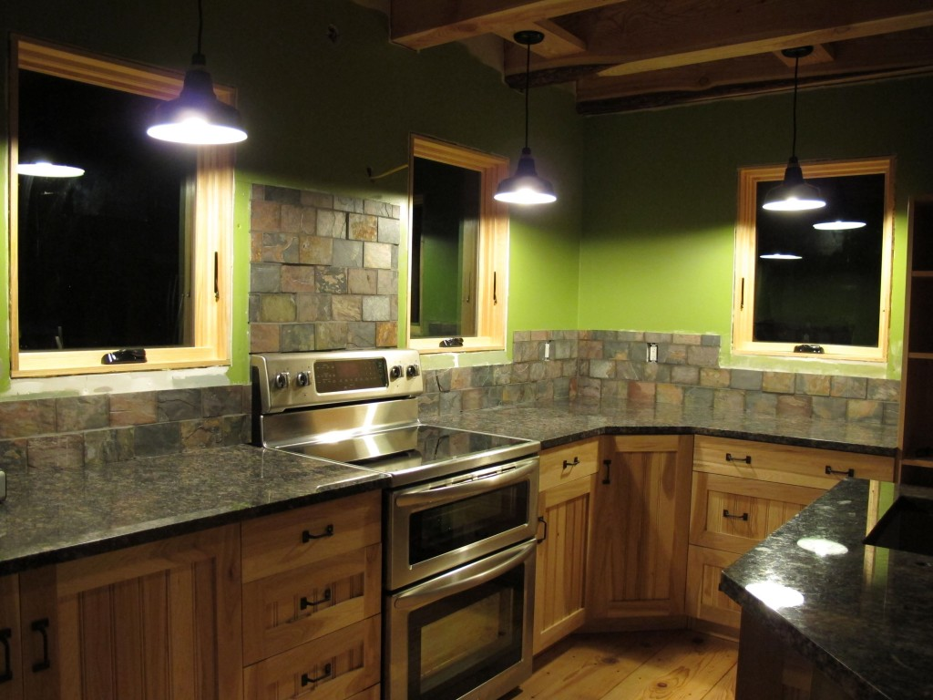 Farmhouse Kitchen Light