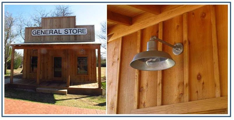 Classic Gooseneck Barn Lights For 1920s Style General
